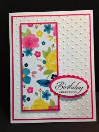 Designs Of Greeting Cards Handmade Best 25 Female Birthday Cards Ideas On Pinterest Embossed Cards