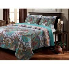 Turquoise And Brown Bedding Sets Paisley Bedding Sets You U0027ll Love Wayfair