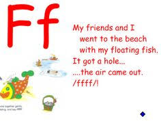 jolly phonics f song letter f song and videos pinterest