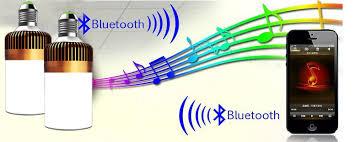 Bluetooth Light Bulb Speaker Solar Paver Lights Solar Lighting Inc Copy