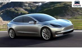 model 3 2017 prices and specifications in uae car sprite