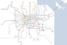 Shanghai Metro Map In Chinese by Shanghai Metro Wikiwand