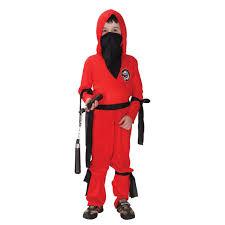 Kids Halloween Costumes Boys Aliexpress Buy Red Ninja Kids Child Halloween Costume Boy U0027s