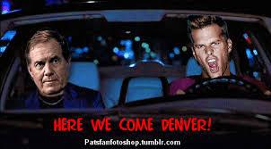 Broncos Patriots Meme - new england patriots gameplan week 12 at denver broncos