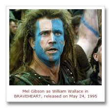 Braveheart Freedom Meme - this day in quotes they may take our lives but they ll never take