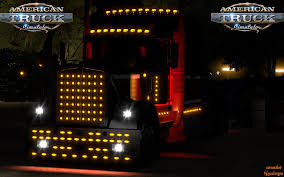 w900 kenworth truck kenworth w900 customs truck v1 0 by haxwell american truck