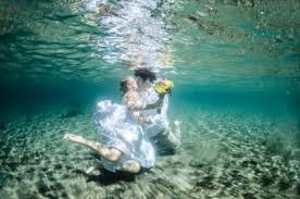 underwater wedding wedding tips save the date to underwater wedding