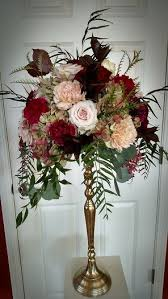 Long Vase Centerpieces by 260 Best Tall Centerpieces Images On Pinterest Tall Centerpiece