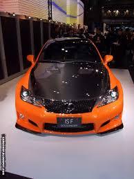 lexus isf sports car tokyo 2010 lexus is f circuit club sport concept