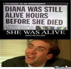 Dead Meme - she was alive before she was dead xd by war95 meme center