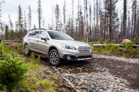 subaru legacy off road new 2015 subaru outback tv ads go live
