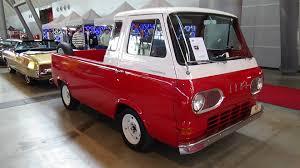 Vintage Ford Econoline Truck - 1963 ford econoline matilda retro classics stuttgart 2016