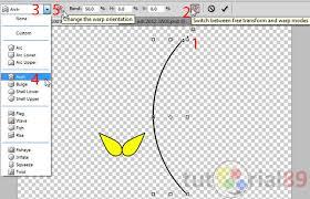 tutorial membuat logo di photoshop cs4 photoshop cara membuat logo padi dan kapas dengan photoshop