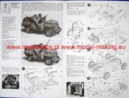 british jeep sas tamiya 35033