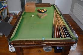 quarter size pool table three quarter size snooker and dining table in leicester
