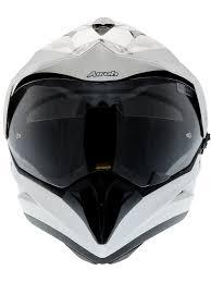 airoh motocross helmet airoh white gloss 2015 s5 thermoplastic colour mx helmet airoh