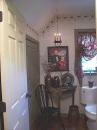 primitive country bathroom ideas 163 best colonial bathroom images on primitive