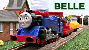 Thomas Tank Engine Friends Trackmaster Belle