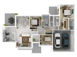 three bedroom houses captivating plan for a three bedroom house pictures image design