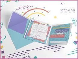 Invitation Cards In Coimbatore Elegant Marriage Invitation Cards By Scd Balaji Studios In Mumbai