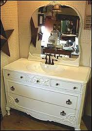 Antique Bathroom Vanity by Antique Bathroom Vanity Choose Genuine Or Reproductionrepurposed