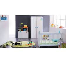 chambre bebe garcon complete bulles chambre bébé complète lit armoire commode blanc achat