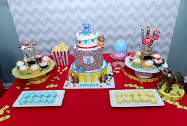 carnival themed birthday party u2013 modern day brown mom