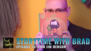 storytime with brad meltzer episode 10 i am jim henson youtube