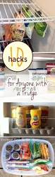 best 25 kitchen storage hacks ideas on pinterest storage 10 hacks for anyone with a fridge