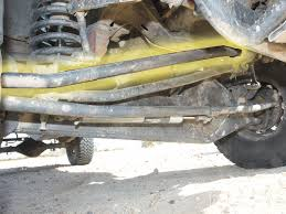 nissan titan drive shaft curing death wobble tightening up your steering diesel power