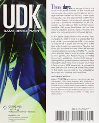 buy udk game development book online at low prices in india udk