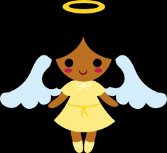 Christmas Angel Art For Kids Ne Wall