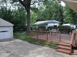 Cheap Backyard Deck Ideas by Backyard Deck Ideas Ground Level U2014 Home Landscapings Backyard