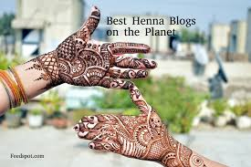 top 50 henna blogs and websites for henna lovers mehndi blog