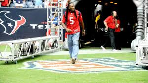 Houston Texans Stadium by Booker T Serves As Honorary Team Captain For The Houston Texans