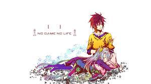 no game no life no game no life anime images shiro and sora hd wallpaper and