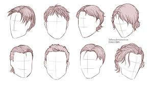 hhort haircut sketches for man photos male hair sketches drawing art gallery