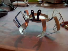 pepsi can crab 9 steps with pictures