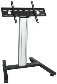 Registry Row Desk Tv Stand Wondrous Pedestal Tv Stand Pictures Pedestal Tv Stand