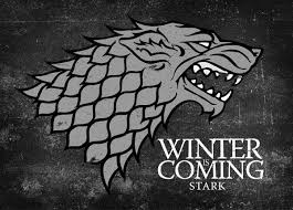 Home Design Tv Shows Canada Game Of Thrones Winter Is Coming Stark Logo Giclee Got