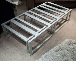 Aluminum Bed Frame Aluminium Bed Cer Zoeken Daybeds Pinterest Rv
