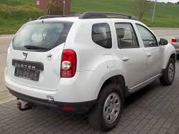 renault duster white second hand dacia duster for sale san javier murcia costa blanca