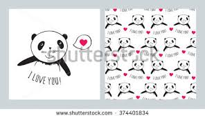 greeting card valentines day mothers day stock vector 374401834