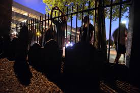 a guided ghost tour of salem bewitches visitors the boston globe