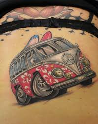 56 vw tattoos for people who love cars a bit too muc