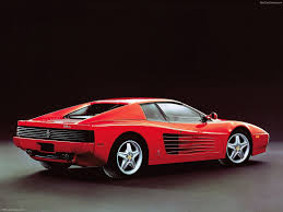 ferrari coupe rear ferrari 512 tr 1991 pictures information u0026 specs