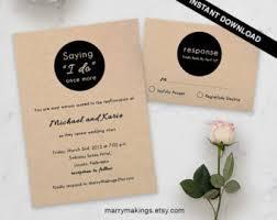 Wedding Anniversary Program Vow Renewal Program
