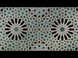moroccan art history building the moroccan court youtube
