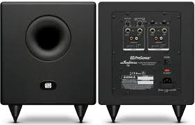 home theater best subwoofer presonus temblor t8 studio subwoofer review the wire realm