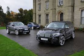 Bmw X5 50d M - new bmw x5 vs rivals auto express